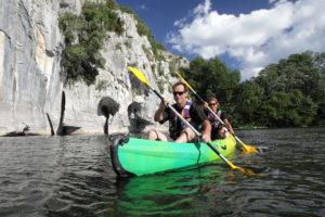 Canoe Kayak Chassezac Ardeche sud