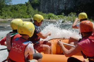 Rafting Ardèche Chassezac